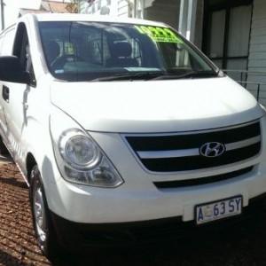 2008 Hyundai iLoad Van