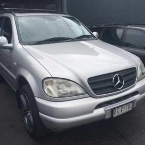 2000 Mercedes-Benz ML Wagon