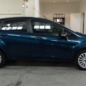 '12 Ford Fiesta LX Auto Hatch with NO DEPOSIT FINANCE!*