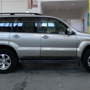 04 Toyota Prado Grande Auto Turbo Diesel with NO DEPOSIT FINANCE*