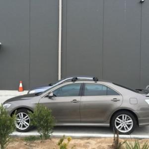 2009 Toyota Aurion Sedan.. SportivoSX6 RWC