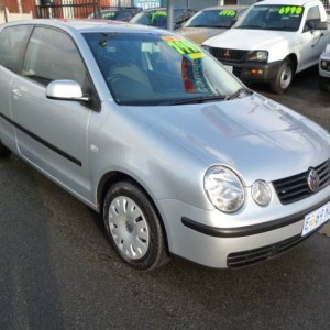 2003 Volkswagen Polo Hatchback AUTOMATIC
