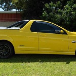 '11 Holden VE SSV Manual 6speed ute with NO DEPOSIT FINANCE!*