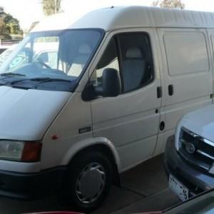 1998 Ford Transit Mid (LWB) Van