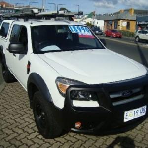 2010 Ford Ranger XL Dual Cab 4×4 Utility