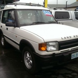1996 Land Rover Discovery TDi 4×4 Wagon