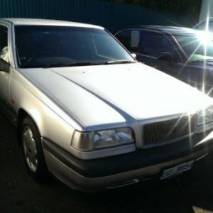 1993 Volvo 850 GLE Sedan