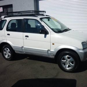 1998 Daihatsu Terios Wagon