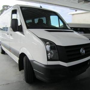 Volkswagen (VW) Crafter 35