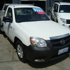 2011 Mazda BT50 Boss