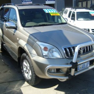 2003 Toyota Prade Grande