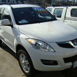 2012 Great Wall X200