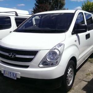 2012 Hyundai iLoad Van (MY2011)