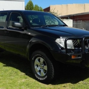 06 Nissan Pathfinder ST 7-Seat Auto Dsl Wgn with INSTANT FINANCE*