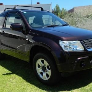 '09 Suzuki Grand Vitara with NO DEPOSIT FINANCE!*
