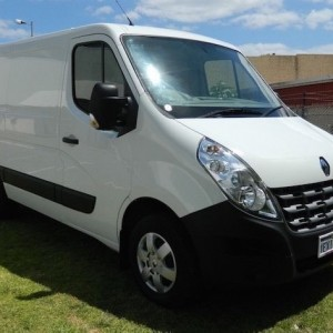 '14 Renault Master Diesel Van with NO DEPOSIT FINANCE!*