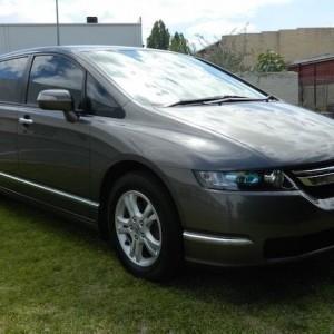 '07 Honda Odyssey 7-Seat Auto with NO DEPOSIT FINANCE!*