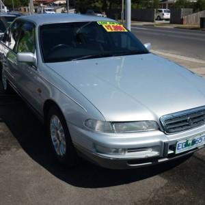 Holden Statesman Sedan With low low 87,000 K's.