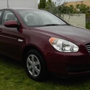 '07 Hyundai Accent Auto Sedan with NO DEPOSIT FINANCE!*