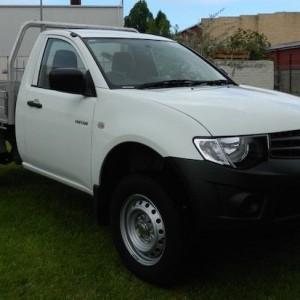 '15 Mitsubishi Triton with NO DEPOSIT FINANCE!*