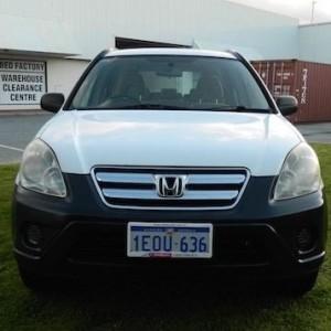 '05 Honda CRV Auto Wagon with NO DEPOSIT FINANCE!*