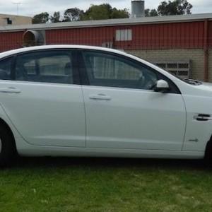 '12 Holden Commodore Omega Sedan FROM $49.81 PER WEEK