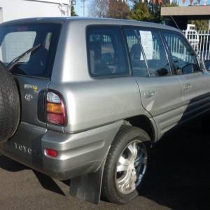 Toyota RAV4 5 door Wagon