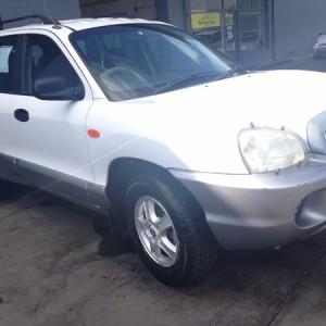 2004 Hyundai Santa Fe Elite GL Auto 4×4 MY04