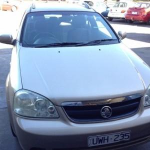 2006 Holden Viva JF Auto