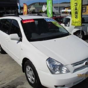 Kia Grand Carnival EX Wagon. 2007 Automatic V6