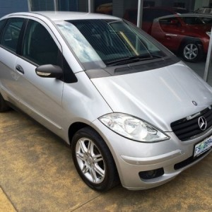 Mercedes-Benz A170 Classic Hatchback. 2007 Continuous Variable Transmission 4 cyl