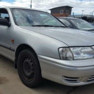 2001 Toyota Avalon MCX10R Conquest Silver 4 Speed Automatic Sedan
