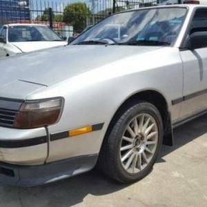 1989 Toyota Celica ST Silver 4 Speed Automatic Liftback