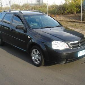 2008 Holden Viva Wagon
