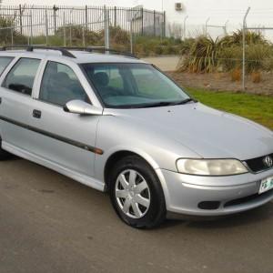 1999 Holden Vectra Wagon