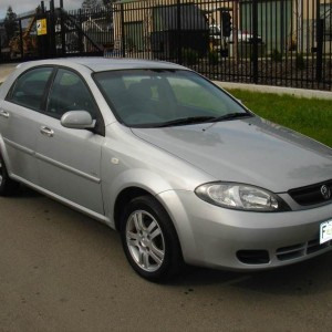 2006 Holden Viva Hatchback