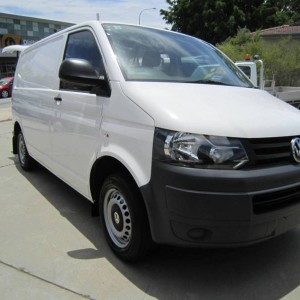 2011 Volkswagen Transporter T5 SWB *Fitted Shelving and Draws