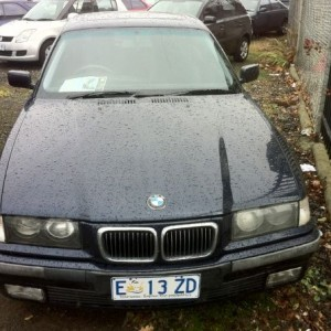 BMW 318is Coupe 1998