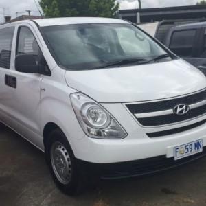 Hyundai iLoad Crew Van. 2008