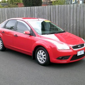 2007 FORD FOCUS AUTO 4CYLINDER