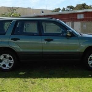 '2006 Subaru Forester Wagon with NO DEPOSIT FINANCE!*
