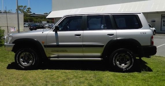 '01 Nissan Patrol 4X4 Turbo Diesel Wgn with NO DEPOSIT FINANCE!*