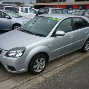 FROM ONLY $40 PER WEEK ON FINANCE* 2011 KIA RIO HATCHBACK