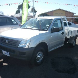 From $49 Per week on Finance* 2005 Holden Rodeo Ute