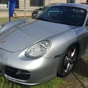 Porsche Cayman S Coupe 2006