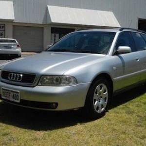 '01 Audi A4 Lux Auto Wagon under $5k!