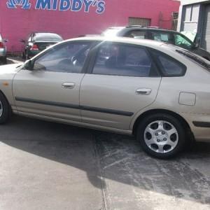 2001 Hyundai Elantra GL