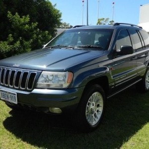 '02 Jeep Grand Cherokee Limited Wgn with NO DEPOSIT FINANCE!*
