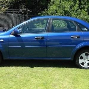 '07 Holden Viva Sedan Auto under $4k!