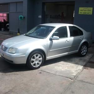 2004 Volkswagen Bora 1J Auto MY05